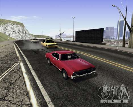 Medium ENBseries v1.0 para GTA San Andreas