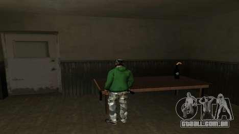 O Novo Coquetel Molotov para GTA San Andreas segunda tela