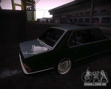Extreme ENBSeries para GTA San Andreas segunda tela