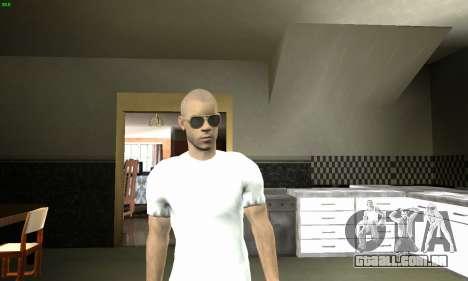 Vin Diesel para GTA San Andreas