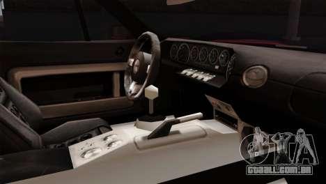 Ford GT FM3 Rims para GTA San Andreas vista direita