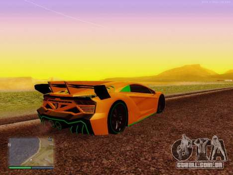 Light ENBSeries para GTA San Andreas terceira tela