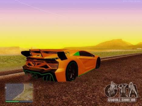 Light ENBSeries para GTA San Andreas terceira tela