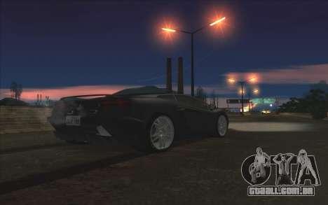Agradável ColorMod para GTA San Andreas sexta tela