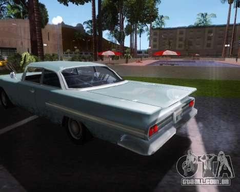 ENB plus para GTA San Andreas