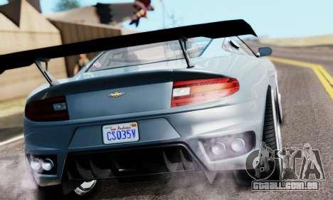 Pavanjit ENB v1 para GTA San Andreas sexta tela