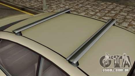 GTA 5 Obey Tailgater SA Mobile para GTA San Andreas vista direita