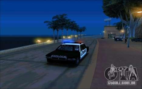 Enb Series Baixos Recursos para GTA San Andreas terceira tela