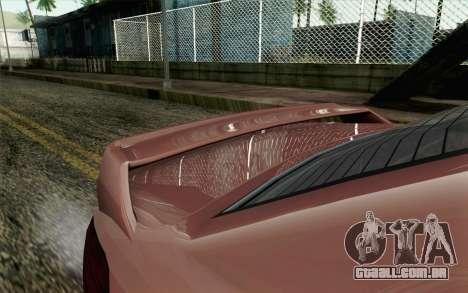 GTA 5 Benefactor Schafter SA Mobile para GTA San Andreas vista direita