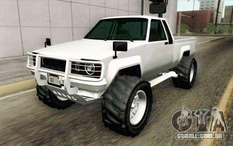 Technical from GTA 5 para GTA San Andreas