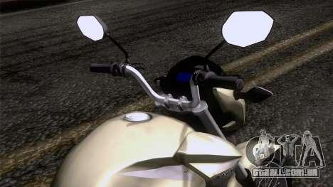 Honda CG Titan 150 2014 para GTA San Andreas vista direita