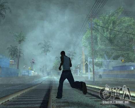 GTA 5 Timecyc v2 para GTA San Andreas por diante tela