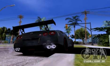 ENB Series EvoGraphics v 1.0 para GTA San Andreas terceira tela