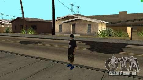 New wmybmx para GTA San Andreas segunda tela
