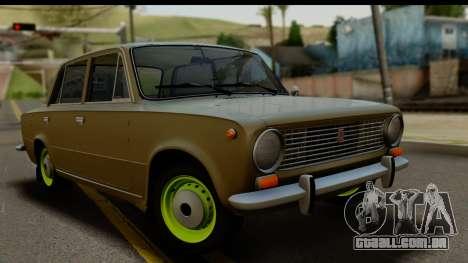 VAZ 2101 Estoque v3.2 para GTA San Andreas