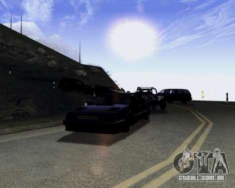 LineFlex ENBseries para GTA San Andreas terceira tela