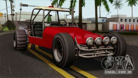 GTA 5 Dune Buggy SA Mobile para GTA San Andreas