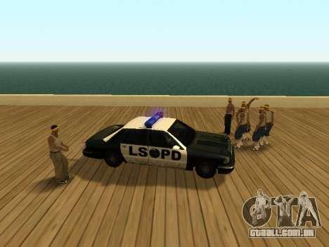ENB v3 para GTA San Andreas terceira tela