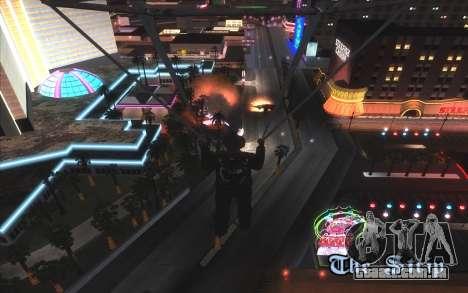 Agradável ColorMod para GTA San Andreas décimo tela