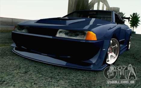 Elegy GP Sports G-SONIC EVO Kit para GTA San Andreas