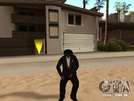 CLEO abusou de mim para GTA San Andreas