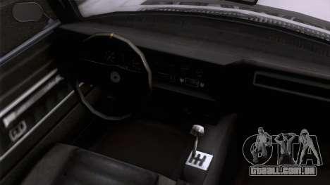 GTA 5 Invetero Coquette Classic TL SA Mobile para GTA San Andreas vista direita