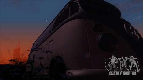 ENB Gamerealfornia v1.00 para GTA San Andreas terceira tela