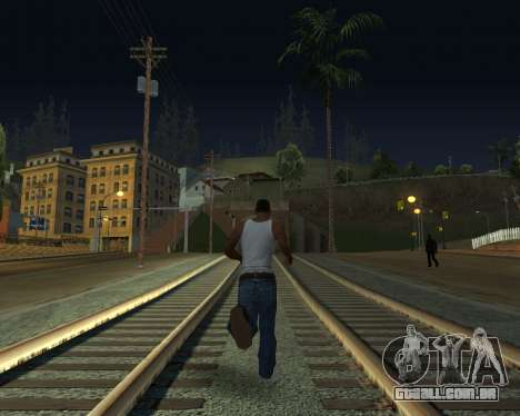 GTA 5 Timecyc v2 para GTA San Andreas terceira tela