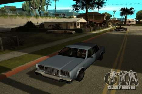 Shadows Settings Extender 2.1.2 para GTA San Andreas segunda tela