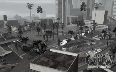 Preto-e-branco ColorMod para GTA San Andreas