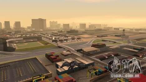 A possibilidade de GTA V para jogar bird V. 1 para GTA San Andreas terceira tela