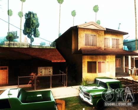 Light ENBSeries v1.0 para GTA San Andreas segunda tela