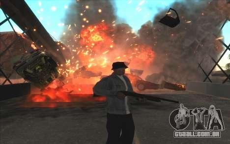 Agradável ColorMod para GTA San Andreas