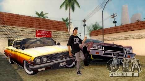 Pierce The Veil ENB para GTA San Andreas