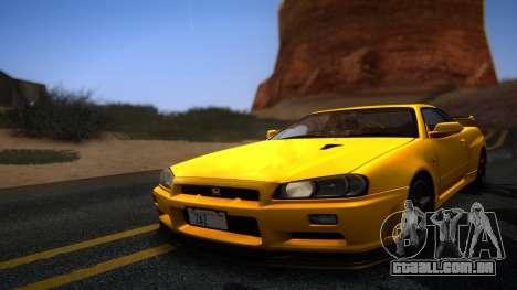 ENBG 2.0 para GTA San Andreas segunda tela