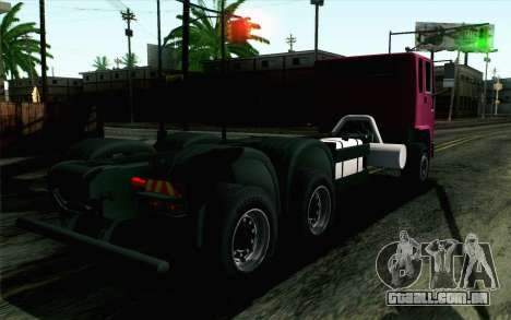 DFT-30 New para GTA San Andreas esquerda vista