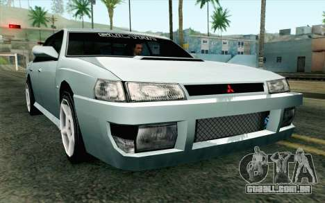 Sultan Lan Evo para GTA San Andreas
