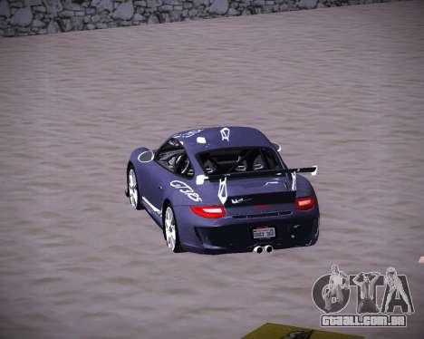 Extreme ENBSeries para GTA San Andreas quinto tela