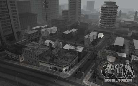 Preto-e-branco ColorMod para GTA San Andreas terceira tela