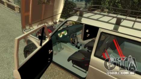 VAZ 21213 Niva para GTA 4 interior