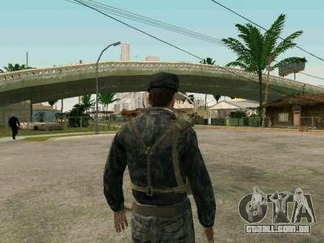 Cine forças especiais da URSS para GTA San Andreas terceira tela