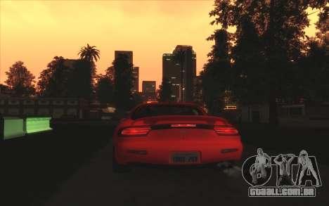 Agradável ColorMod para GTA San Andreas terceira tela