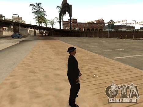 CLEO abusou de mim para GTA San Andreas segunda tela