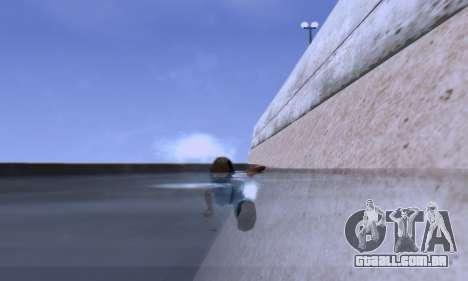 ENB Series EvoGraphics v 1.0 para GTA San Andreas quinto tela