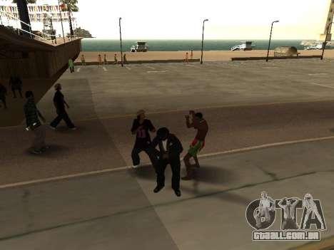 CLEO abusou de mim para GTA San Andreas terceira tela