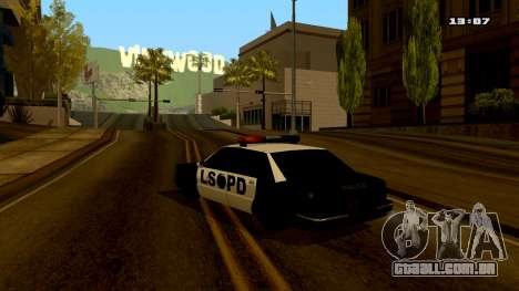 ColorMod by PhenomX3M v.3 para GTA San Andreas quinto tela