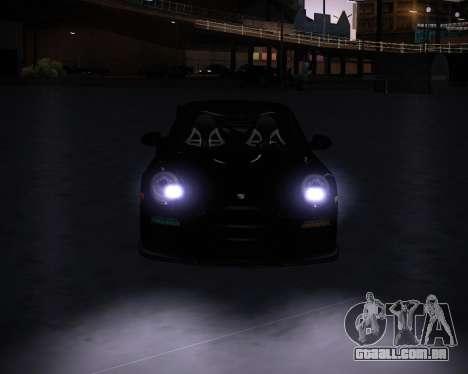 Extreme ENBSeries para GTA San Andreas terceira tela