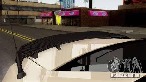 Ford Mustang Boss 302 2013 para GTA San Andreas vista traseira