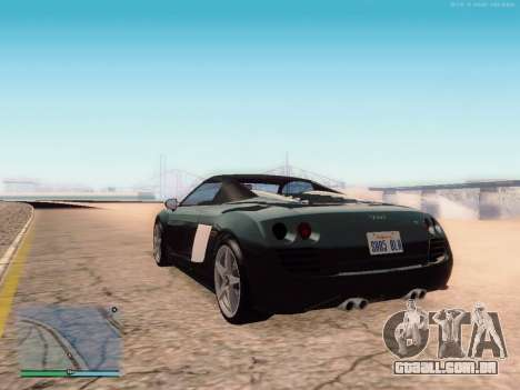 Light ENBSeries para GTA San Andreas