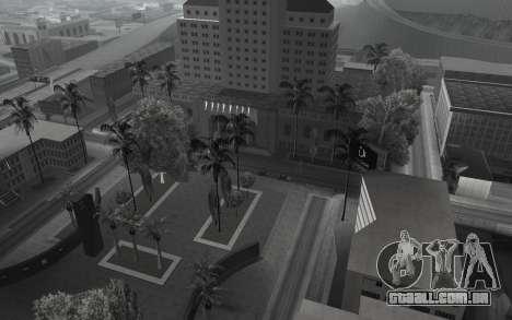 Preto-e-branco ColorMod para GTA San Andreas segunda tela